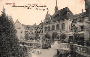 Cae Rubezahl,Marienbad,Austria BIN