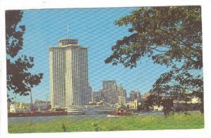 International Trade Mart, New Orleans, Louisiana,  40-60s