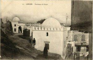 CPA AK Tanger - Tombeaux de Saints MAROC (963791)