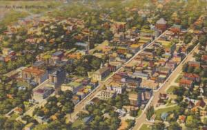Vermont Burlington Aerial View