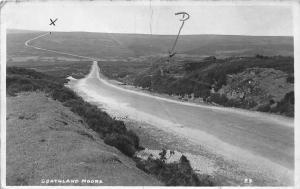 England Goathland Moors, Road 1937