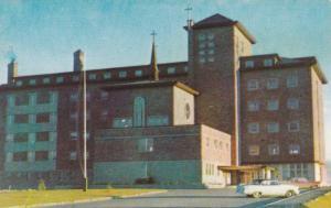 Hopital- Hotel-Dieu, Hauterive, Quebec, Canada, 1950-1960s