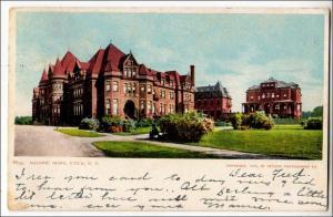 Masonic Home, Utica NY