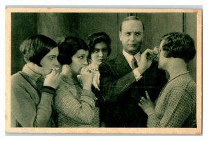 Harry Liedtke, Der Schwarze Domino, Famous Actors Echte Wagner German Trade Card