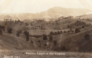 RP, Pasture Lands in Old VIRGINIA, PU-1941