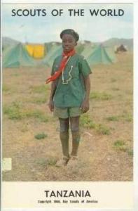 Scouts Of The World, Tanzania, 1968