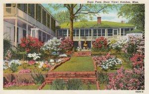 NATCHEZ , Mississippi , 30-40s ; Hope Farm