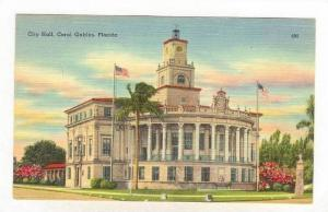 City Hall (Exterior), Coral Gables, Florida, 1930-1940s