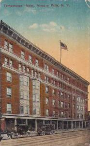 Temperance House, Niagara Falls, New York, PU-1916