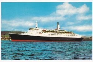 Oceanliner/Ship/Steamer, Queen Elizabeth 2, 1940-1960s