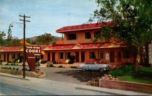 Colorado Colorado Springs San-Ayre Court 1961