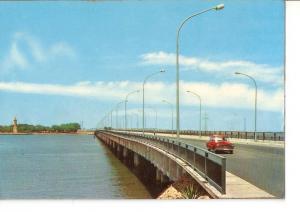 Postal 049011 : Huelva. Puente sobre el Rio Tinto