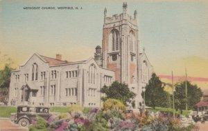 WESTFIELD , New Jersey , 1910s ; Methodist Church