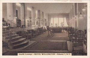New York Albany South Lounge Hotel Wellington
