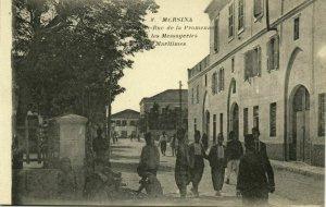 turkey, MERSIN MERSINA, Grande-Rue de la Promenade, Messagerie Maritime 1910s (2
