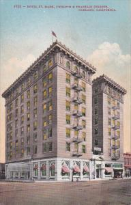 Hotel St. Mark, Twelfth & Franklin Streets, OAKLAND, California, PU-1911