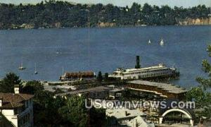 San Francisco Bay, CA, California, Post Card