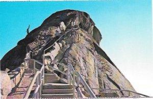 US California - Sequoia National Park, Moro Rock.  Unused.