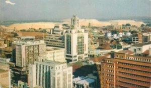 South Africa Johannesburg postcard