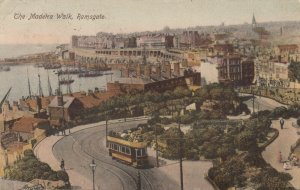 RAMSGATE , Kent , England , 1914 ; The Madeira Walk
