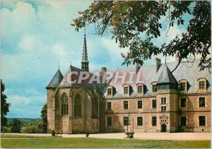 Postcard Modern Castle lapalisse 03 xi and sixteenth century courtyard