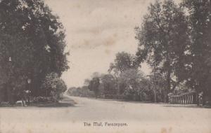 The Mall Ferozepore India Postcard