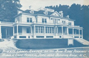 BLOWING ROCK , North Carolina, 1930s ; Parkway Craft Center