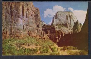 Great White Throne,Zion National Park,UT BIN