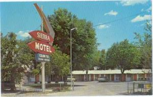 Sierra Motel in Lovelock Nevada NV