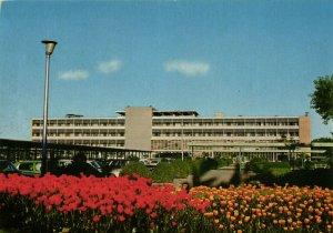 PC CPA KUWAIT, SABAH HOSPITAL, REAL PHOTO Postcard (b16722)