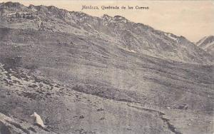 Mendoza , Quebrada de las Cuevas , Argentina , 00-10s
