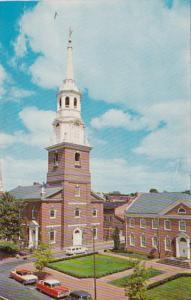 Pennsylvania Lancaster Lutheran Church Of The Holy Trinity 1960
