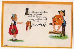 Halloween - Gibson - JOL, Boy & Girl