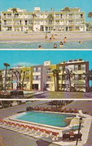 Florida Indian Rocks Beach Gulf Towers Apartment Motel