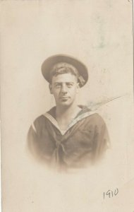 RP: Portrait of Navy Sailor, PU-1910