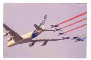 Airbus A380 is the world's largest passenger airplane, 2007 #1