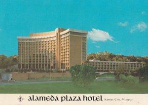 KANSAS CITY - Missouri , 1950-70s ; Alameda Plaza Hotel