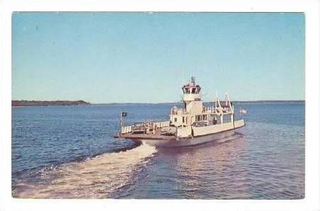 The  Gov.Muskie  Linconville Beach. Maine 40-60s