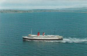 Princess Marguerite, a unit of the Canadian Pacific's B.C.,  Canada,  40-60s