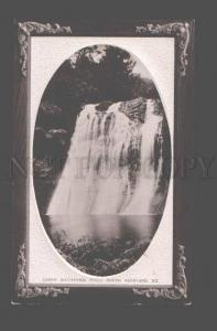 079852 New Zealand Lower Waitakerei falls North Auckland Old