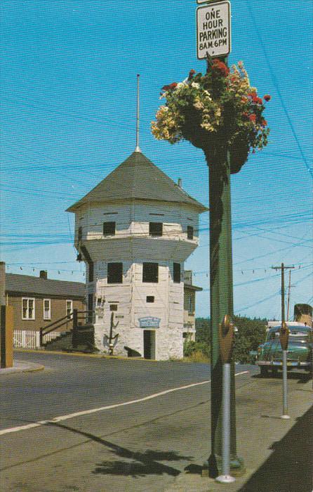 The Bastion, NANAIMO, British Columbia, Canada, 40-60's