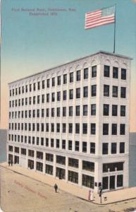 Kansas Hutchinson First National Bank Established 1876