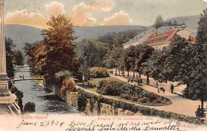 Baden Germany Eragung in die Lichienthaier Allee Baden Eragung in die Lichien...