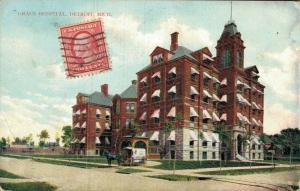 USA Grace Hospital Detroit Mich 02.05