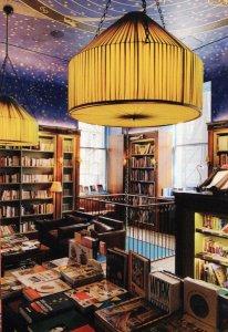 Albertine New York City USA Bookstore Book Shop Postcard