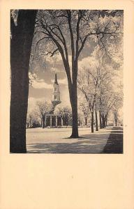 USA Cochran Chapel and Elm Arch, Phillips Academy Andover