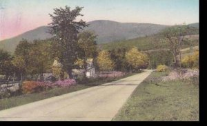 Vermont Manchester In The Mountains Mount Equinox From Ethan Allen Highway  A...