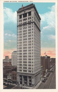 Alabama Birmingham The Comer Building sk1551