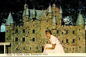 Canada Prince Edward Island Kensington Model Of Glamis Castle