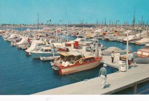 California Long Beach The Marina In Alamitos Bay